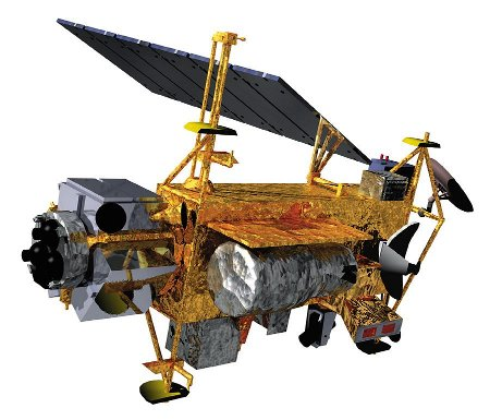 Upper Atmosphere Research Satellite (UARS) (image NASA/GSFC)