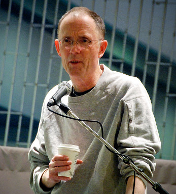 William Gibson in 2007
