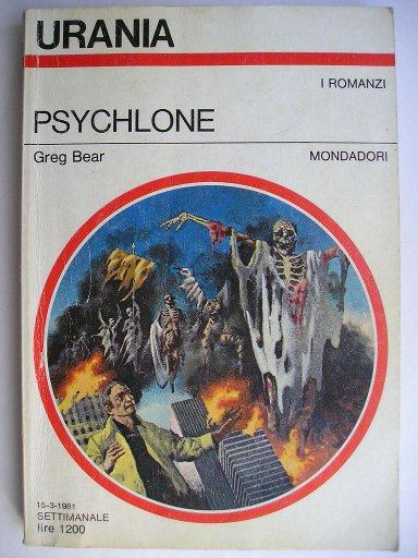 Psychlone by Greg Bear
