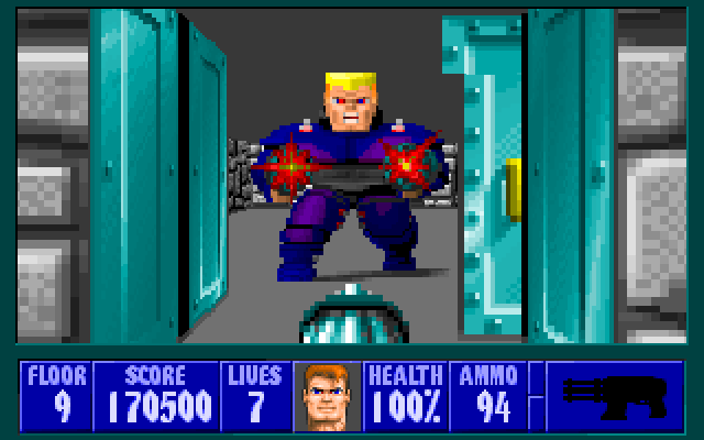 Wolfenstein 3d Was Launched 20 Years Ago