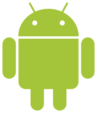 The Android logo (Image Google)