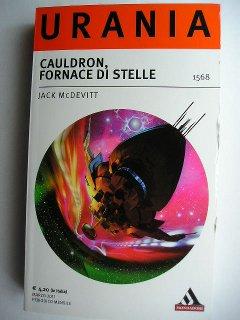 Cauldron by Jack McDevitt