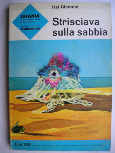 Needle by Hal Clement (Italian edition)