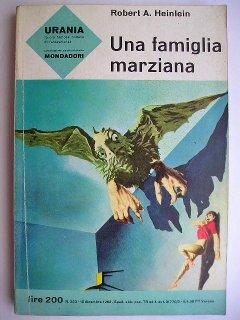 Podkayne of Mars by Robert A. Heinlein (Italian edition)