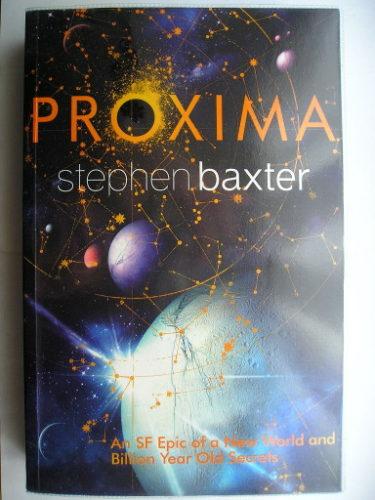 Proxima by Stephen Baxter