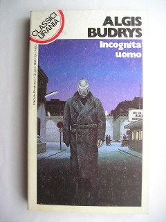 Who? by Algis Budrys (Italian edition)