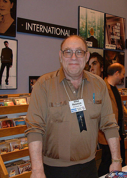 Mike Resnick in 2005