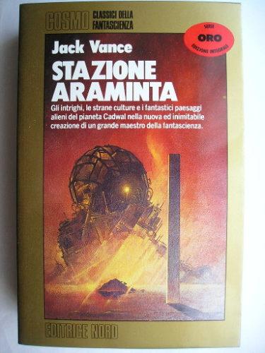 Araminta Station by Jack Vance (Italian edition)