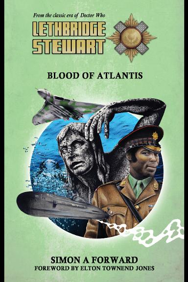 Blood of Atlantis by Simon A. Forward