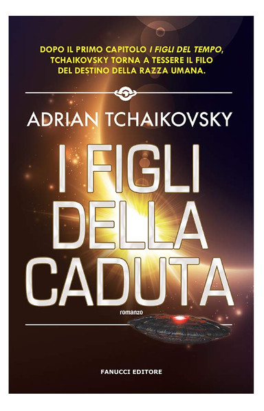 Children of Ruin by Adrian Tchaikovsky (Italian edition)