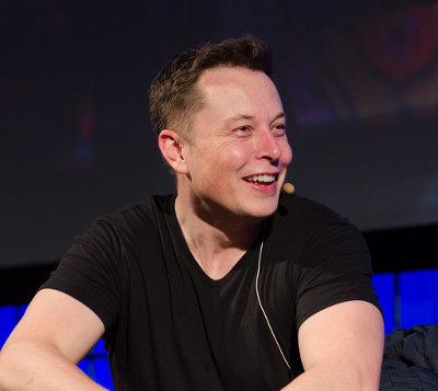 Elon Musk in 2013