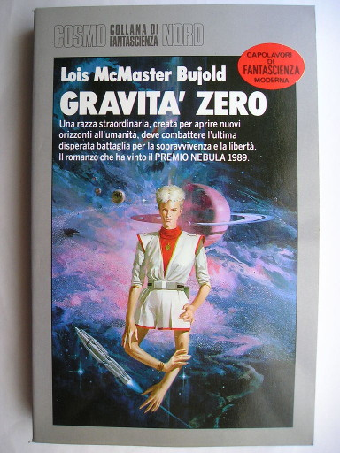 Falling free by Lois McMaster Bujold (Italian edition)
