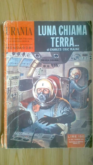 High Vacuum by Charles Eric Maine (Italian edition)