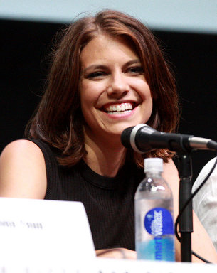 Lauren Cohan in 2013