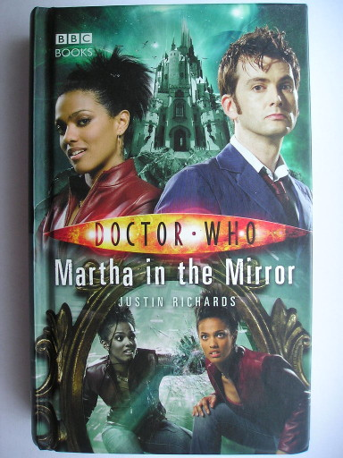 Martha in the Mirror by Justin Richards