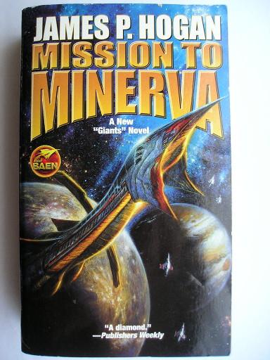 Mission on Minerva by James P. Hogan