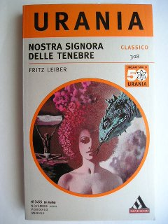 Our Lady of Darkness by Fritz Leiber (Italian edition)