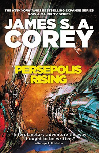 Persepolis Rising by James S.A. Corey