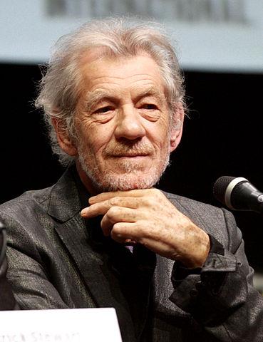 Ian McKellen in 2013