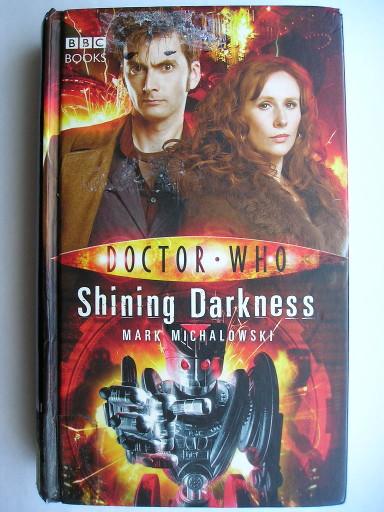 Shining Darkness by Mark Michalowski