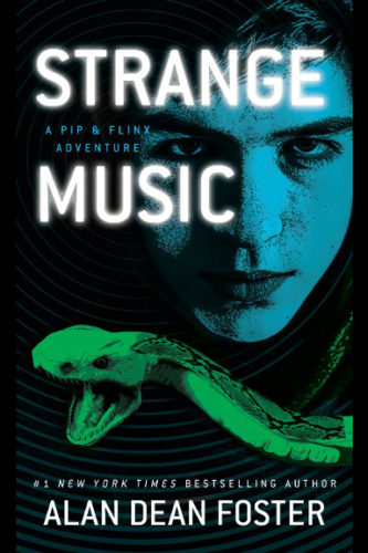 Strange Music by Alan Dean Foster
