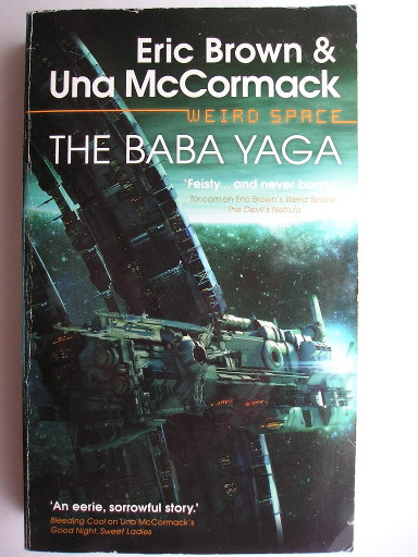 The Baba Yaga by Eric Brown and Una McCormack