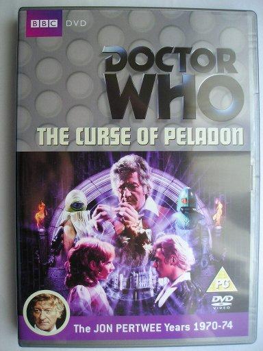 Doctor Who - The Curse of Peladon