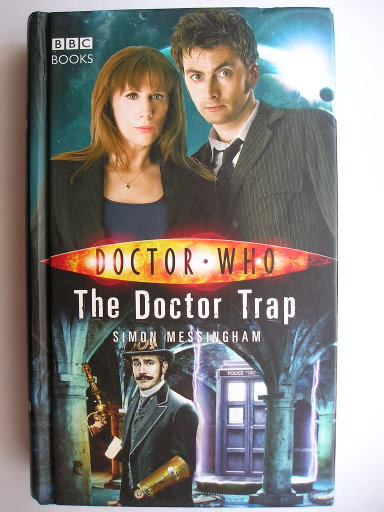 The Doctor Trap by Simon Messingham