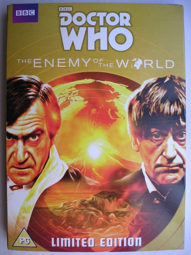 Doctor Who - The Enemy of the World Limited Collector's Edition