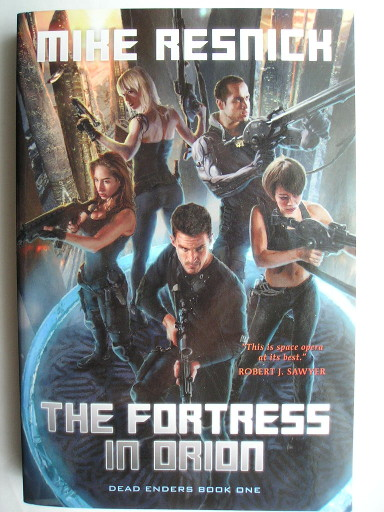 The Fortress in Orion by Mike Resnick
