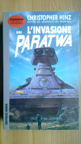 The Paratwa by Christopher Hinz (Italian edition)