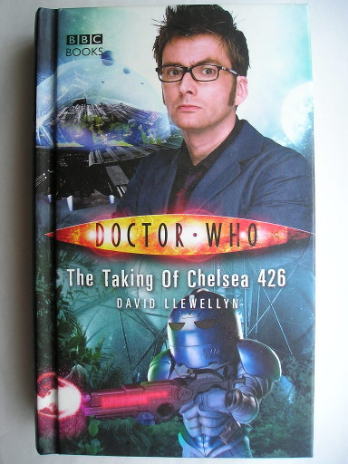 The Taking of Chelsea 426 by David Llewellyn