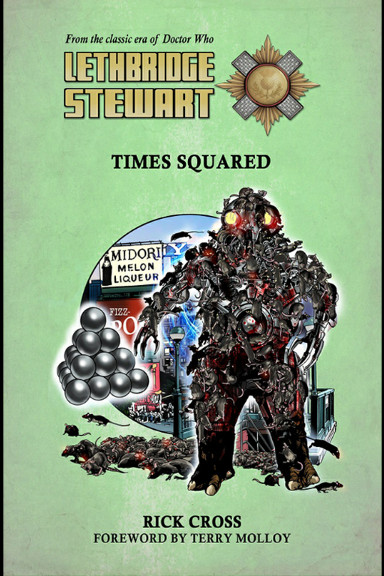 Lethbridge-Stewart - Times Squared by Rick Cross