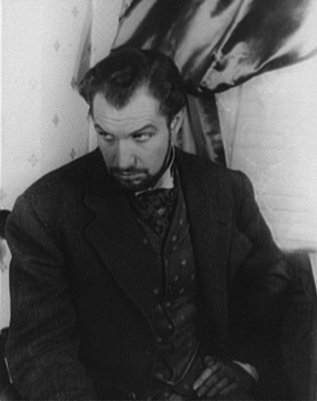 Vincent Price on Broadway in 1942